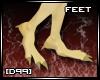 [D99]Easter chicken feet
