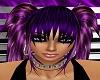 [LN] Purple Glitter
