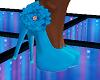 FG~ Flora Blue Heels