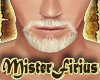 Perfect Beard White