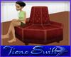 Old Circular Sofa