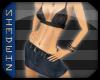 [SW]Skirt + Bikini Top B
