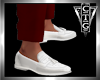 CTG WHITE LOAFERS