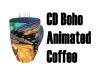 CD Boho Animated Coffee