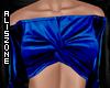 [AZ] Claudette Blue Top
