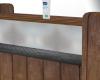 Nail drying bar