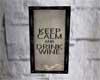 Keep Calm Wall Art