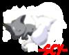 SCY~ MOON CATS SLEEPING