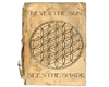 Flower of life stamp