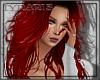 Mikayla PVC black red
