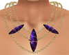 Amethyst Necklace 2