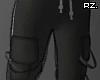 rz. Black Joggers