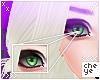 c. circle lens - natural