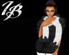 [IB] BW Sweater & Scarf