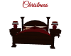 Christmas Cabin Bed