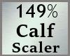 Scale Calve Calf 149% MA