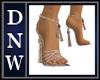 NW Show Crystal Heels