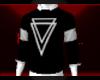 [dc] triangle sweater