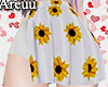 ₳∖Sunflowers skirt