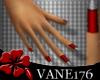 [V1] Silver Ruby Nails