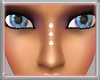 Nose Piercing 3 Gems