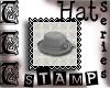 TTT Straw Hat Stamp