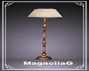 ~MG~ Cream Floor Lamp