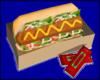 OSP Hotdog Box