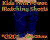*ZD* Kids Twin Power M