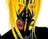 -x- orange yellow gas