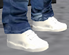 White Kicks Shoes