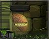 Abnormal Brain in Jar