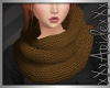 (A) Baggy Scarf Brown