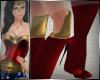 |T| Wonder Woman Boots