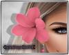 CG | Hair Flower Pink Rt