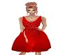 !R! Red Christmas Dress