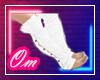 (OM) White Socks