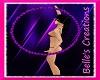 Sexy Hoop Dance 3 Purple