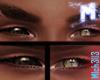 ♚ 2 tone eyes demonic