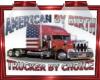 {ALR} Trucker Sign