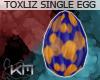 +KM+ ToxLiz Egg Single