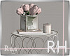 Rus: RH end table