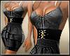 [H] Spring black dress