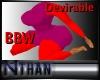 !N BBW Body Layer Anime