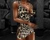 ATS~ Leopard Dress