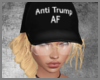ANTI Trump AF Not Blonde