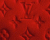 red lv background