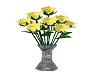 Yellow Long Stem Roses