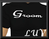 Groom Shirt Blk