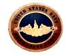 US Navy Plaque